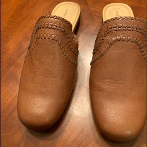 Comfortview mules